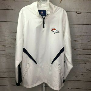 NFL Reebok Mens On Field Embroidered jacket XL